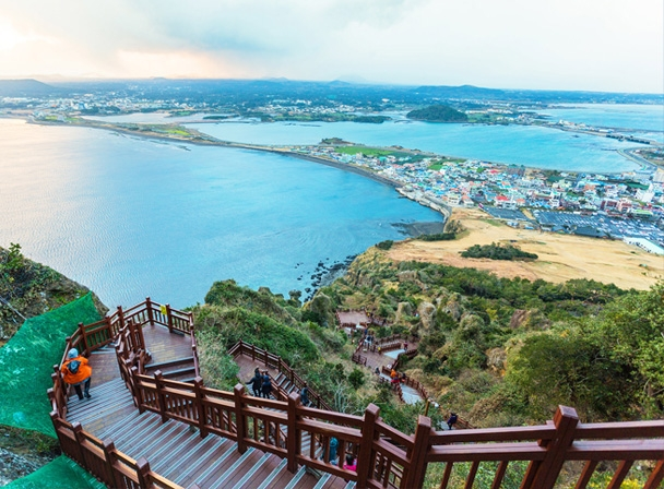 4 Days 3 Nights Jeju Island
