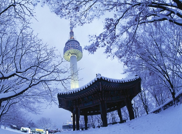 6 Days 5 Nights Seoul Winter Holidays